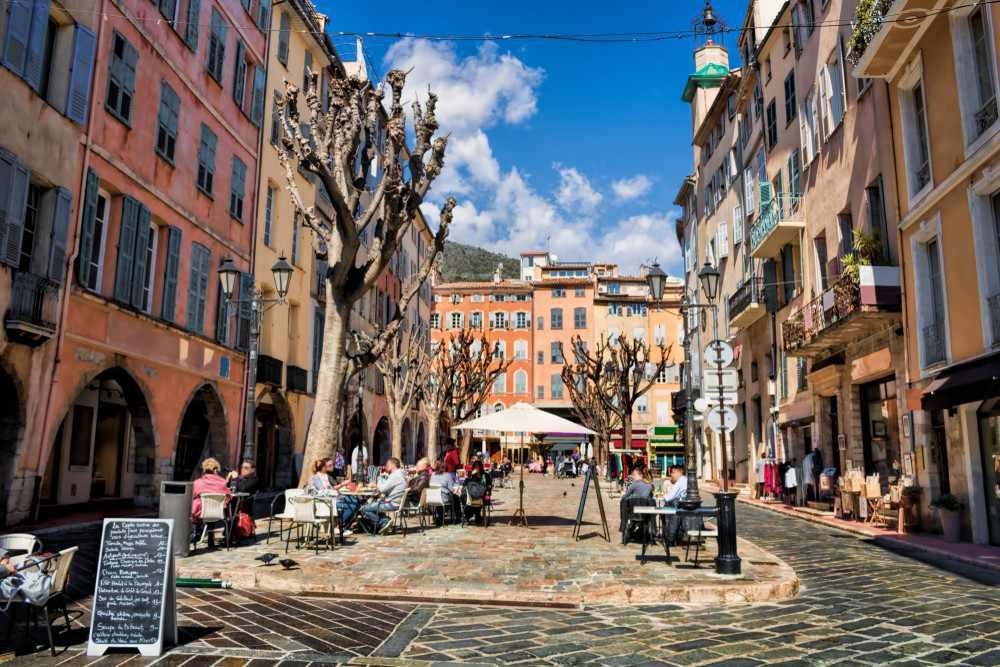 O que visitar na Côte d'Azur: Grasse, a capital mundial do perfume.