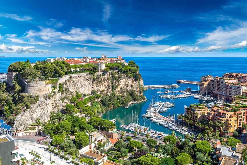O que visitar na Côte d'Azur: a cidade-país de Mônaco.