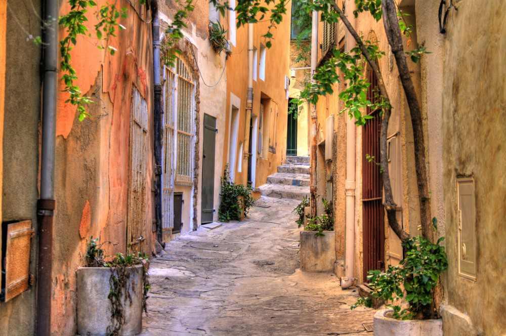 O que visitar na Côte d'Azur: Saint Tropez.