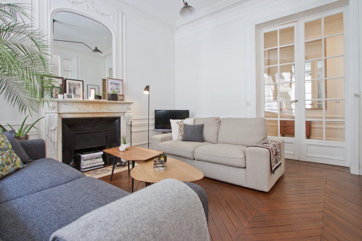 Apartamentos em Paris