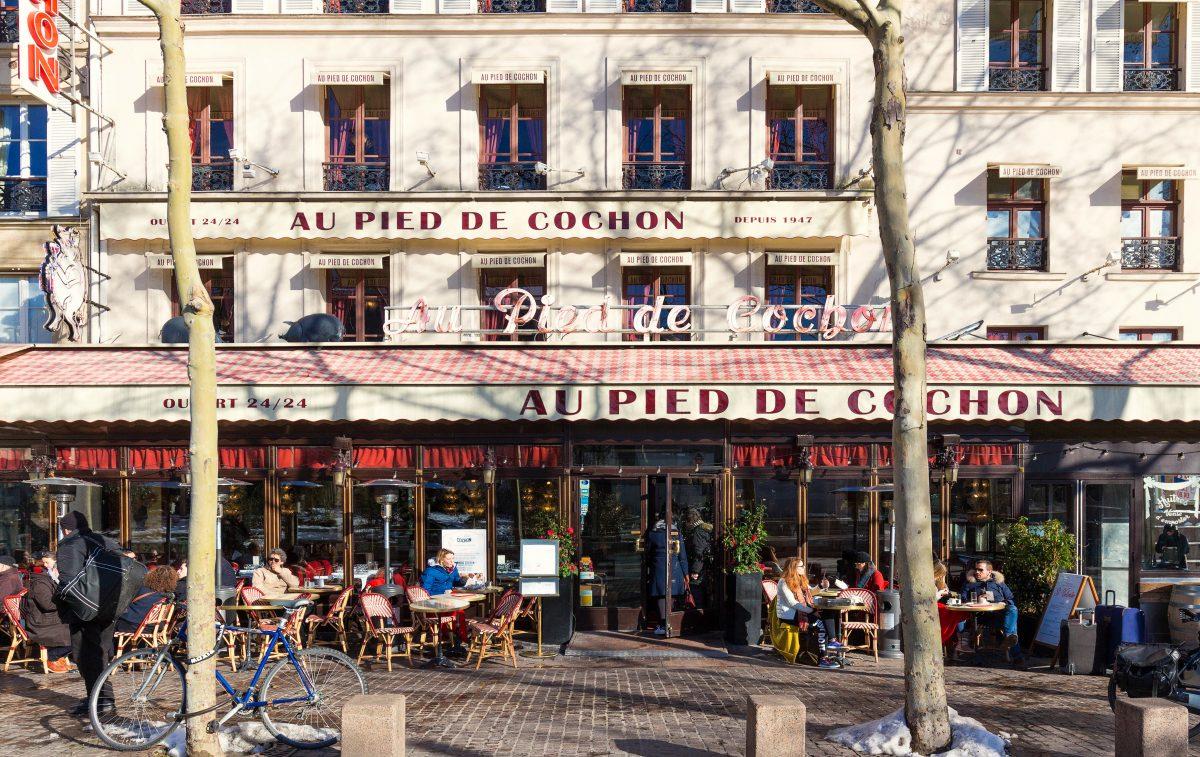 Diferença entre café, brasserie e bistrô