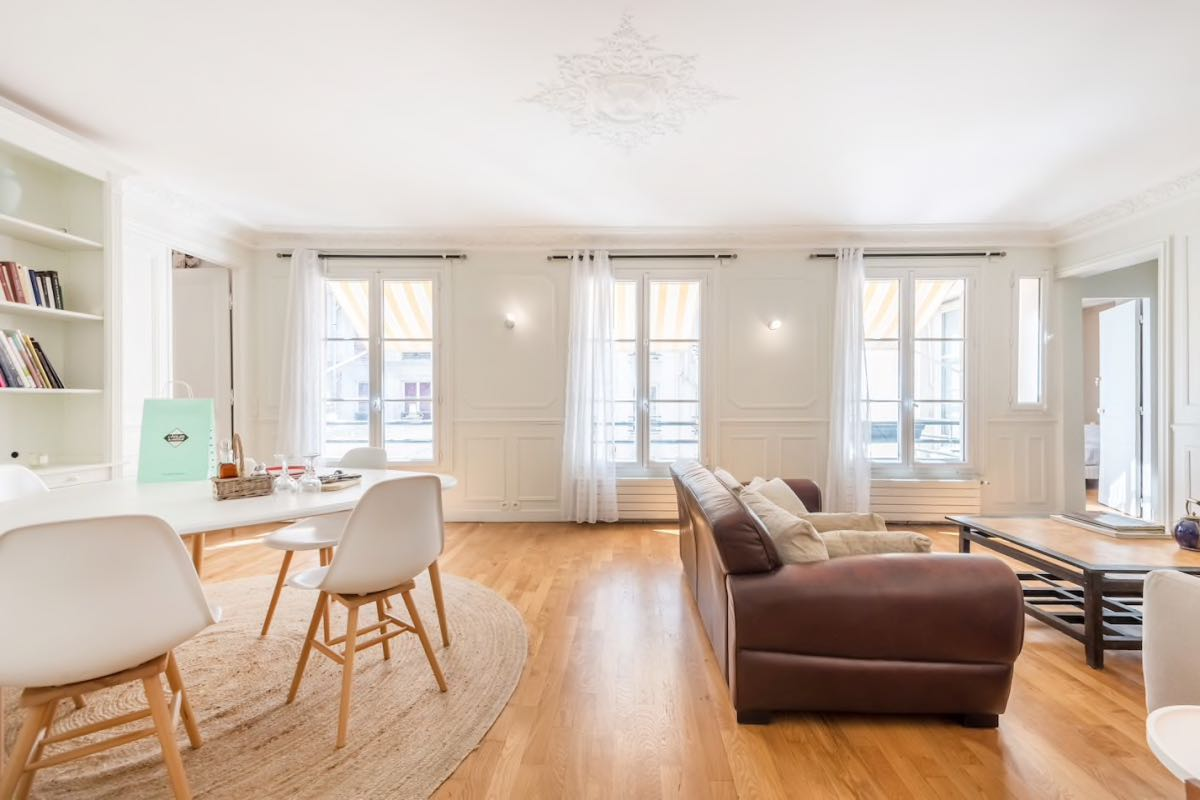 airbnb em paris