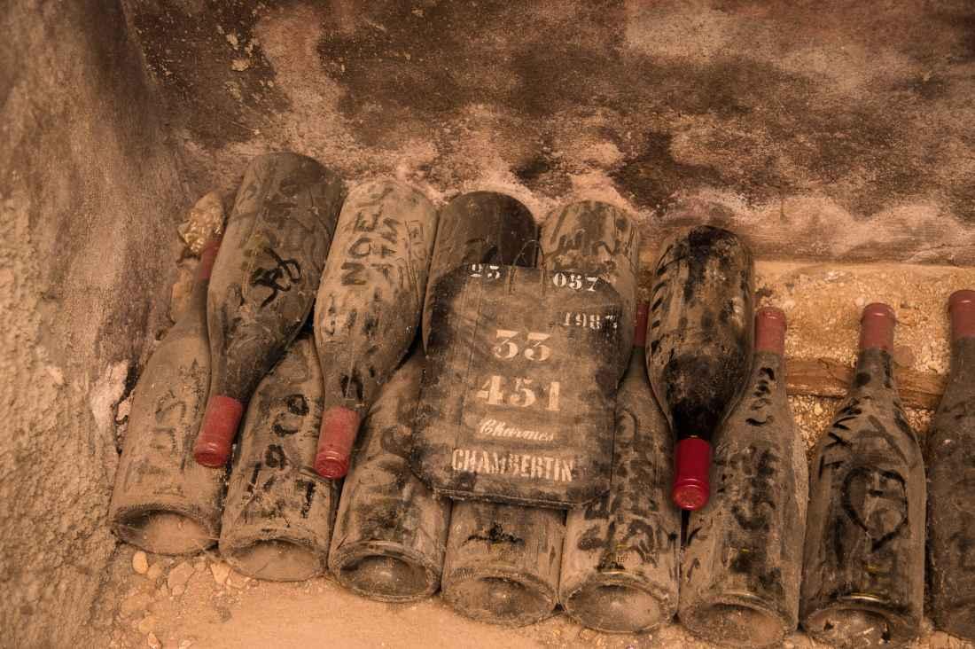 Vinhos da Borgonha: Chambertin é uma Apelação de Origem Controlada da Borgonha.