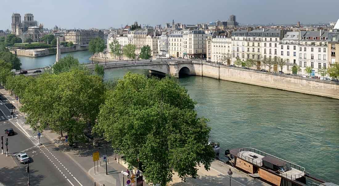 Temperaturas e Clima em Paris