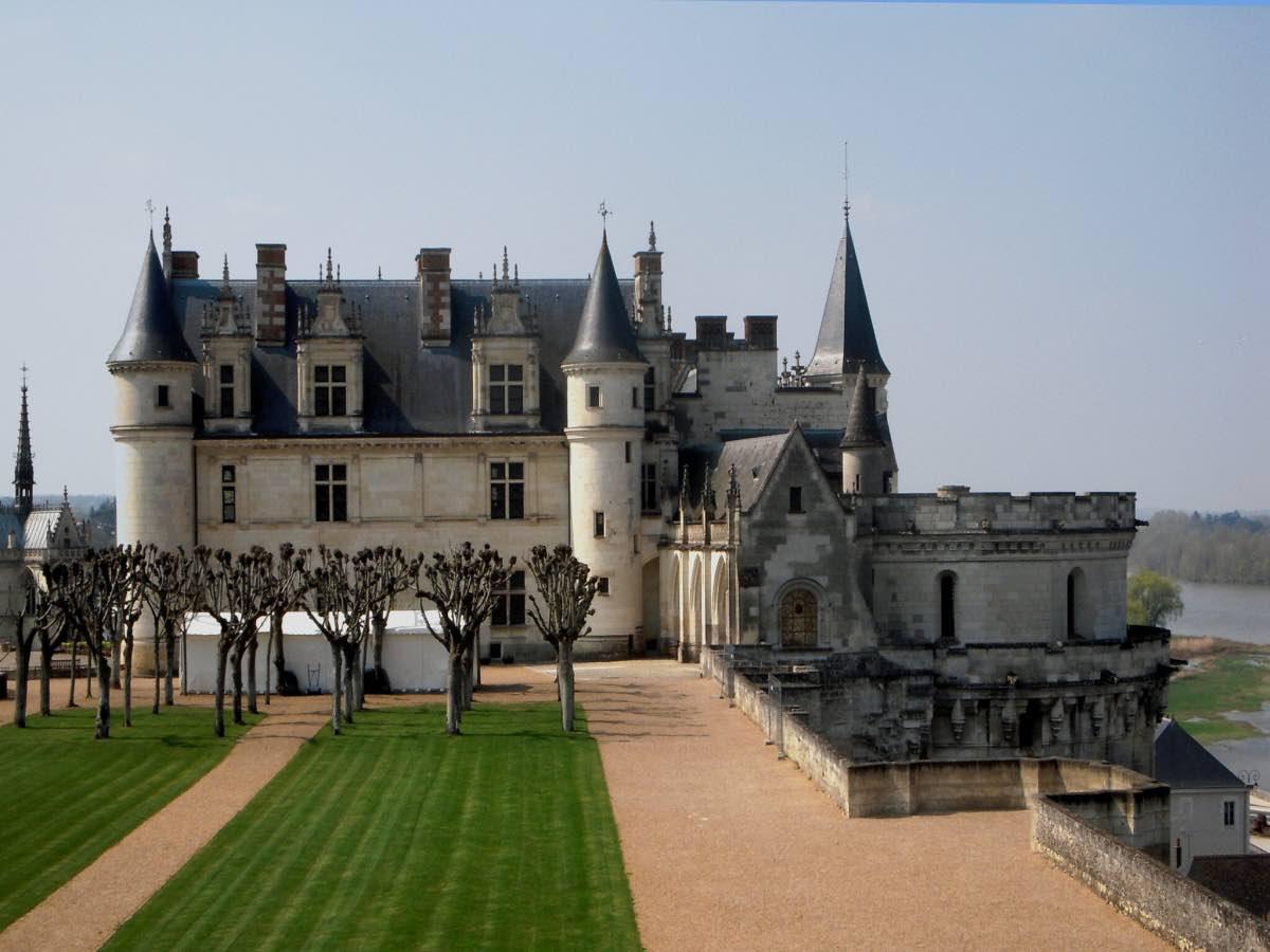 castelo amboise vale do loire