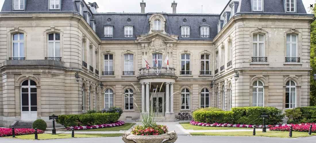Hotel castelo Les Crayères