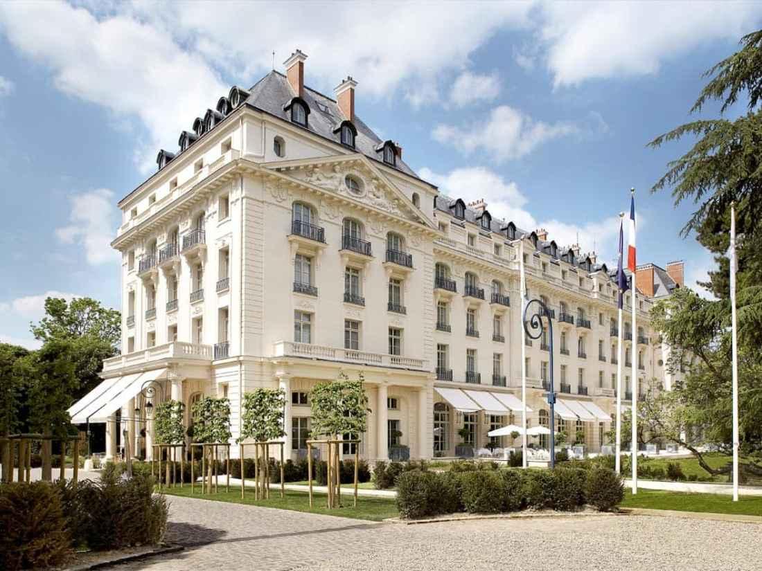 Hotel Castelo Trianon Palace na França