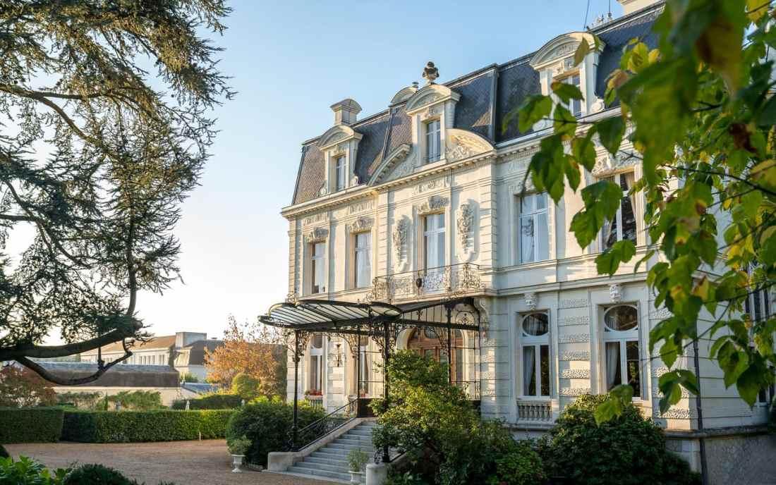 Hôtel Château de Verrières & Spa Saumur