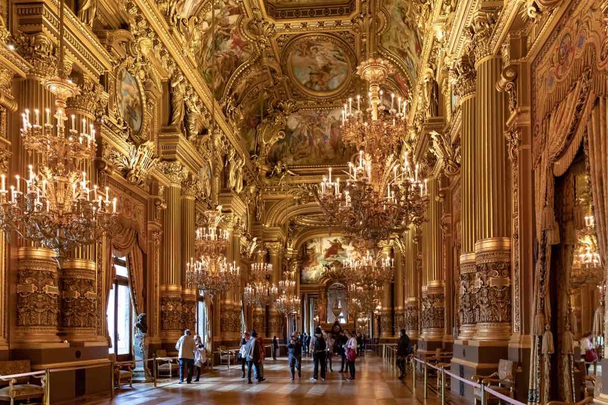 paris em março opera garnier
