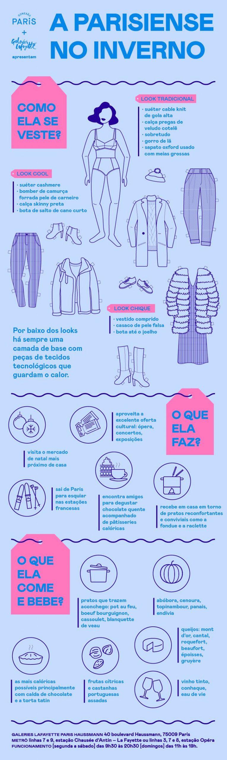 como se vestir no inverno em paris