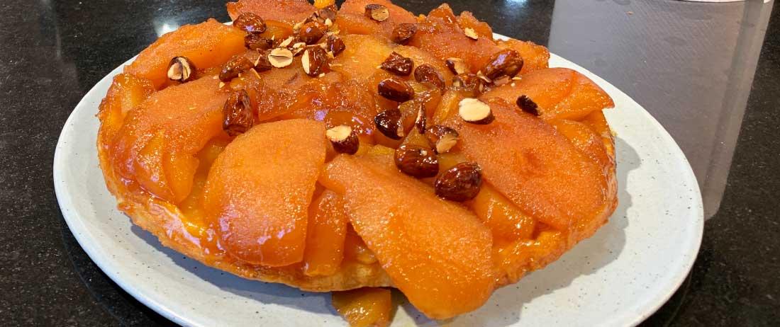 Tradicional receita francesa: tarte tatin