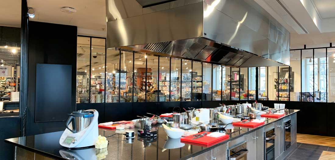 Curso de culinaria em paris cozinha