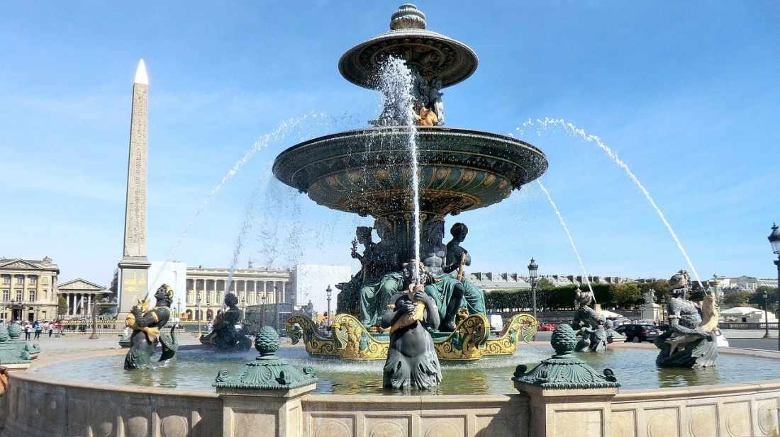 Pontos turísticos de Paris: a Praça da Concórdia