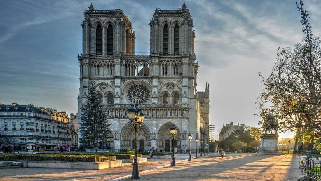 Pontos turísticos de Paris: a Notre Dame