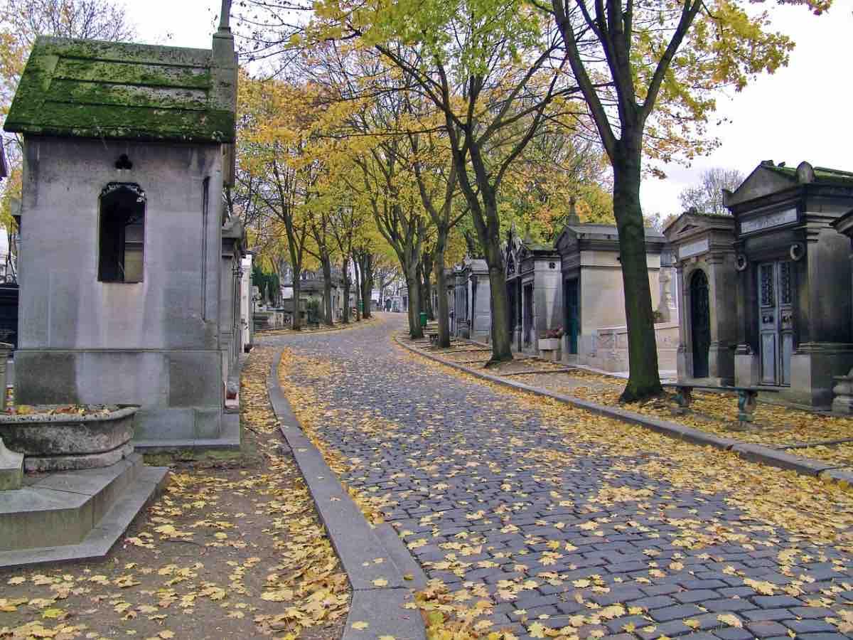 Pontos turísticos de Paris: o Cemitério Père Lachaise