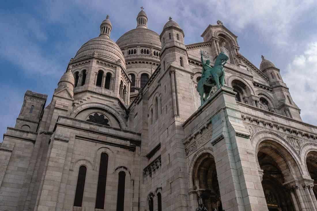 Pontos turísticos de Paris: a Basílica de Sacré Coeur