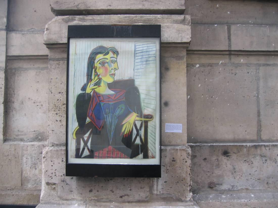 O Museu Picasso em Paris