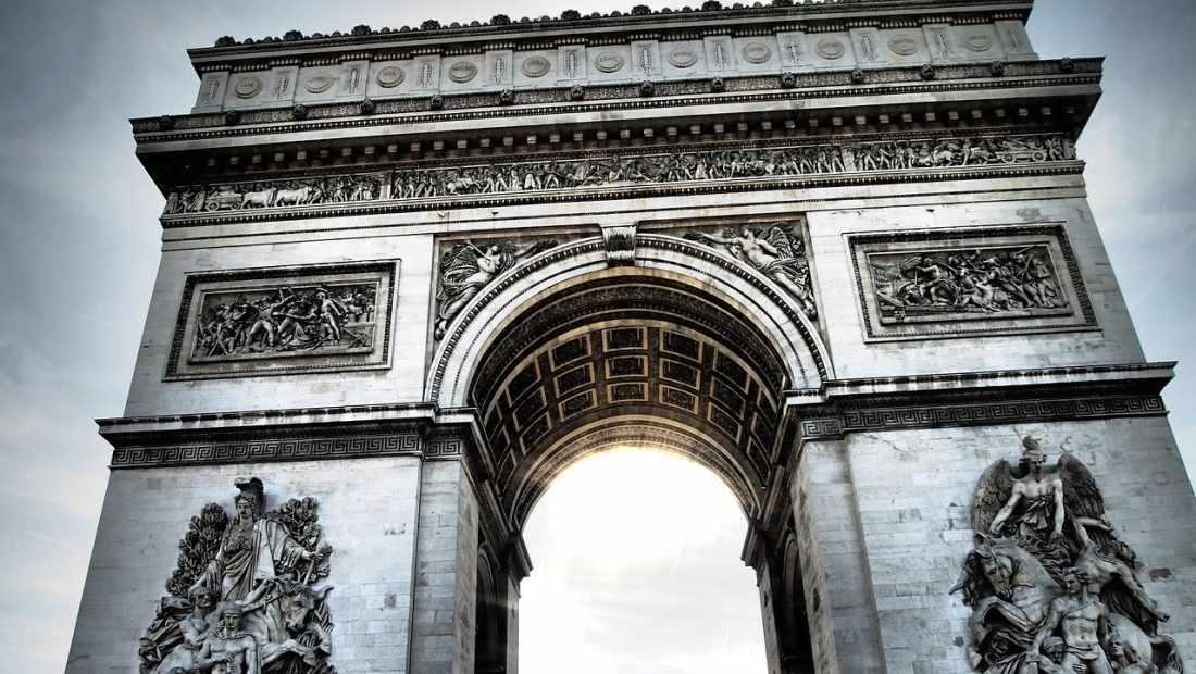 Pontos turísticos de Paris: o Arco do Triunfo