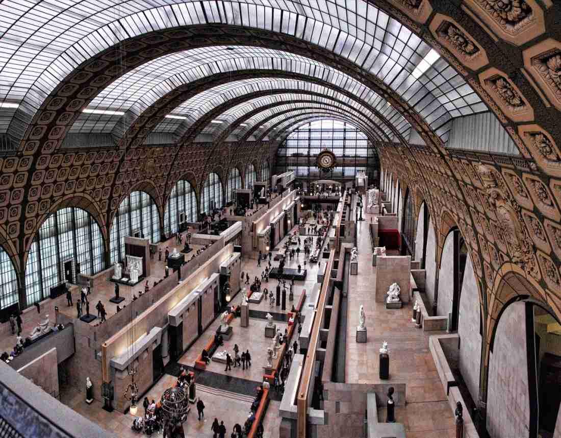Museu Orsay em Paris