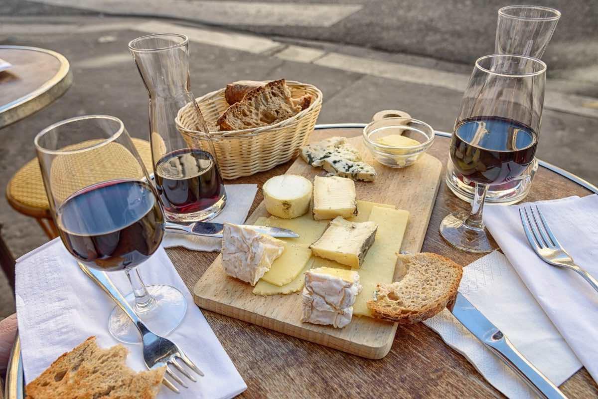 curso vinhos queijos franceses