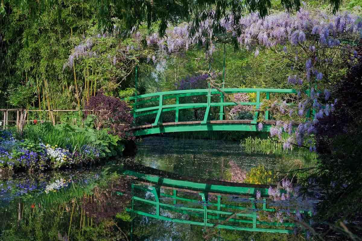 ponte jardim japones monet giverny