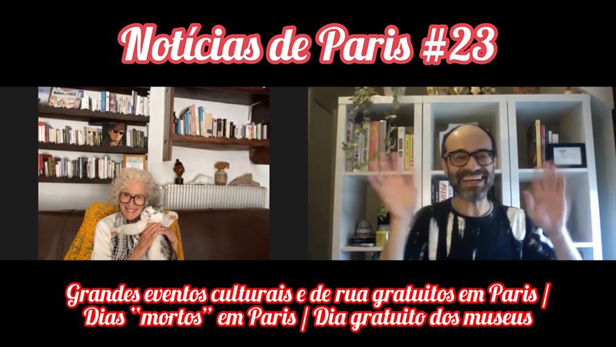 noticias de paris 23