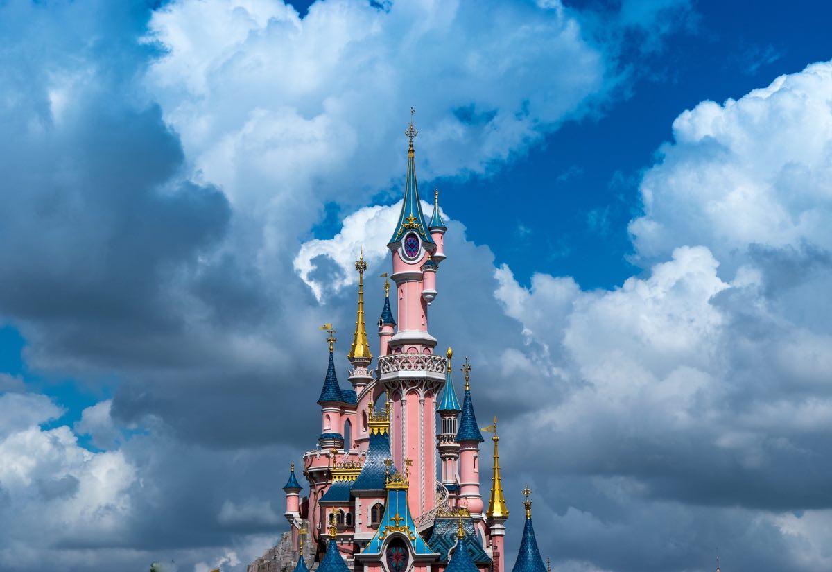 disney paris castelo bela adormecida